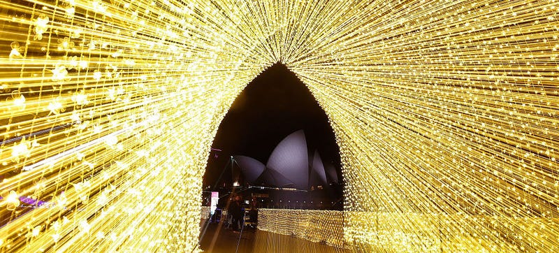 Inside Sydney's New Cathedral of Light