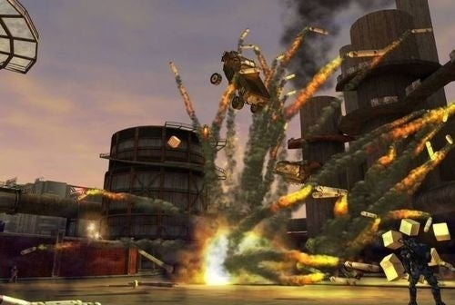 Hands-On With Crackdown 2's Tribes-Like Multiplayer