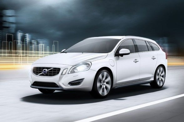 Volvo V60 Plug-Hybrid not coming to the U.S. anytime soon