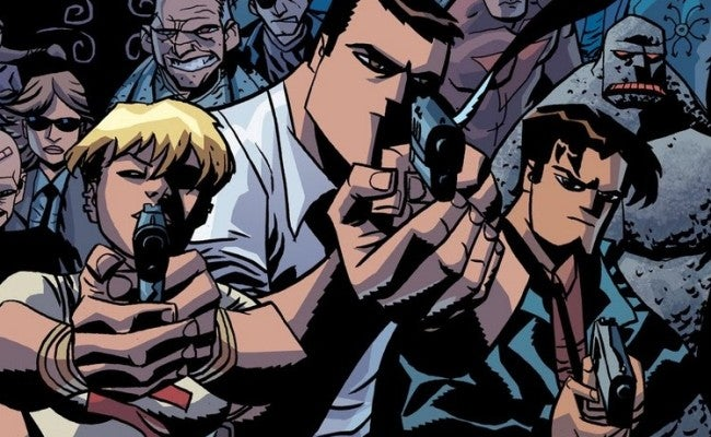 The Powers TV Series Is Moving To PlayStation