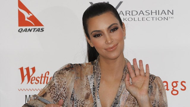 Kim Kardashian Finally Does Something That's Not Totally Obnoxious