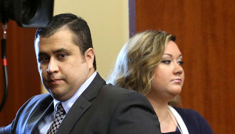 George Zimmerman Smashed Wife's iPad Containing Video of Dispute