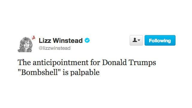 Sadface: Lindsay Lohan Live-Tweeted Last Night's Debates