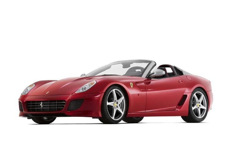 Ferrari 599 SA Aperta: The Most Exclusive Ferrari Ever