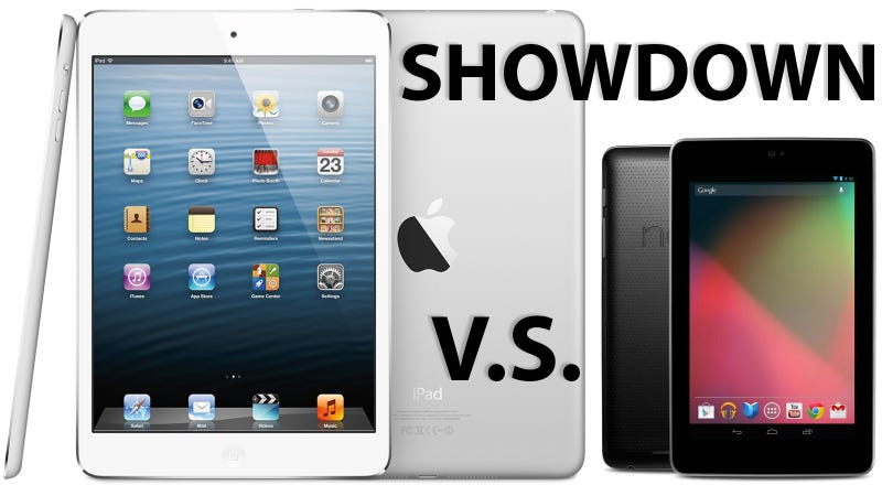 iPad Mini or Nexus 7?