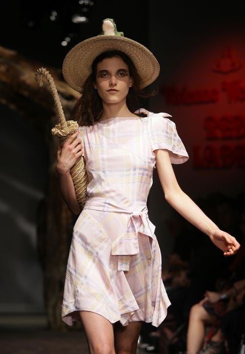 Vivienne Westwood: For The Crazy Punk Peasant Farm Girl Turned City Slicker In You