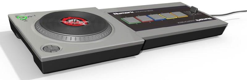 Scratch Turntable vs DJ Hero Turntable
