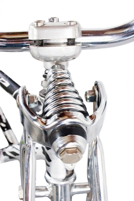 Puma Challenges Pop Culture Mags to Build Bikes with $200, Recycled Parts and Personality