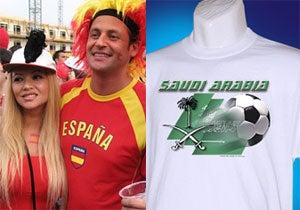Live Blog: Spain Vs. Saudi Arabia