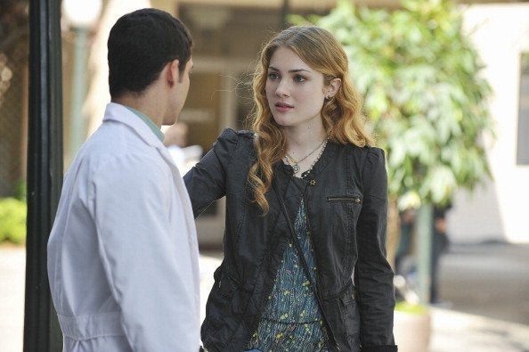 "The Nine Lives of Chloe King 01x02, ""Redemption"" Pictures"