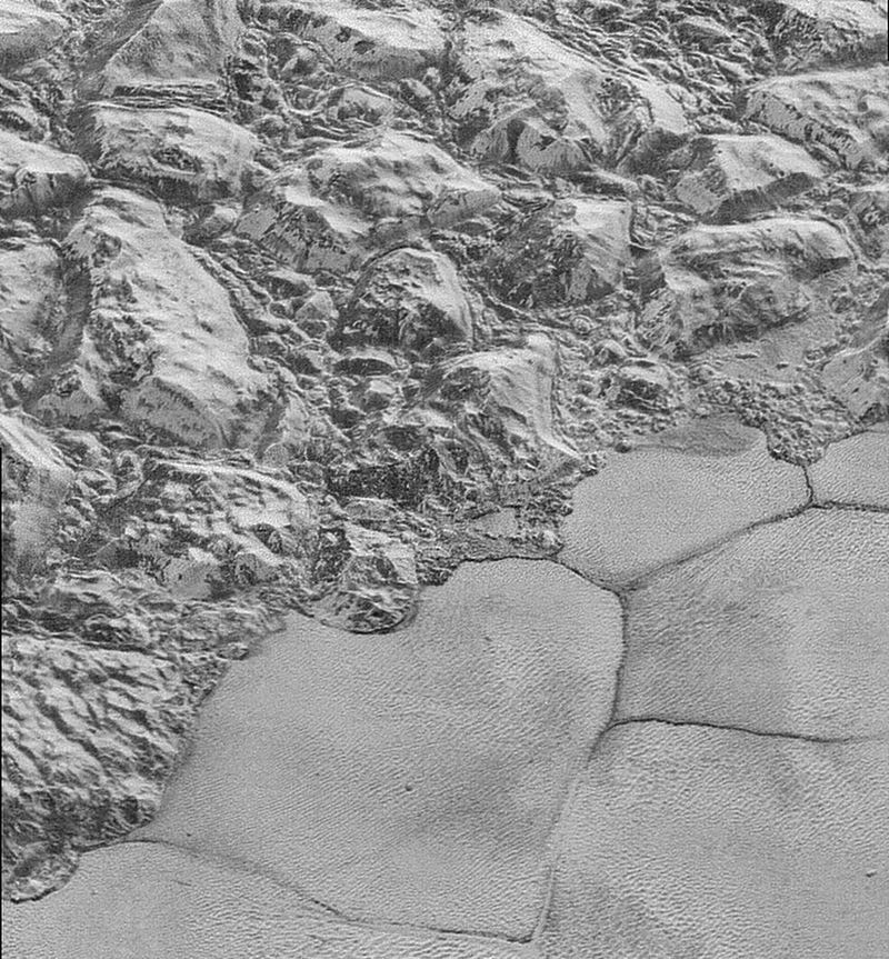 These Are the Best Pluto Images New Horizons Captured