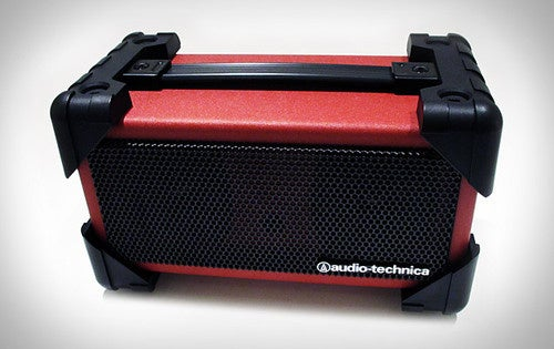Audio-Technica BoogieBox Speaker Handles the Heaviest of Metals