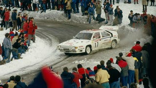 [For reasons I cannot recall, Citroën built a Group B rally BX, here on the '86 Monte. Photo: Citroën]