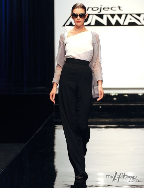 "Project Runway: ""Jackie Kennedy Would Not Have Camel Toe"""