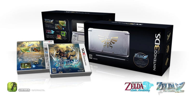 This Zelda Box Set Isn't Real, But It Damn Well Should Be