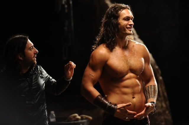Jason Momoa Will Officially Be Aquaman In Batman V. Superman