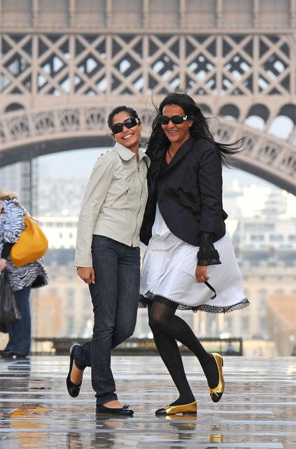 Freida Pinto: The Not-So-Accidental Tourist
