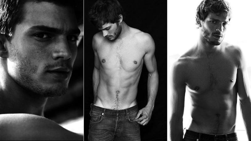 This Is Jamie Dornan, Your Scorching Hot New Christian Grey