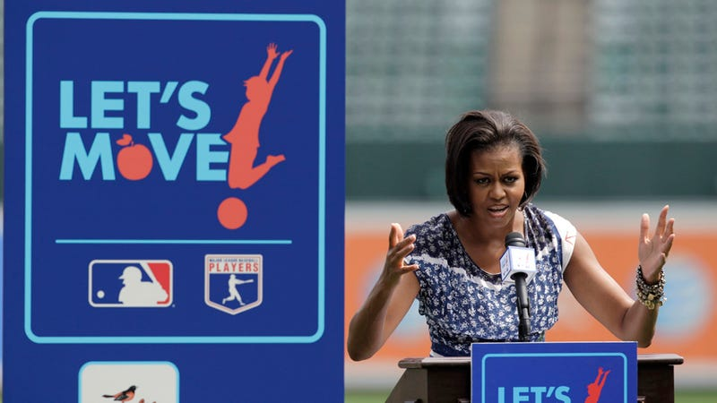 Michelle Obama Gets Blamed for Pedestrian Deaths