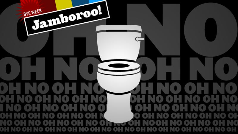 A Treasury Of Your Terrifying Poop Stories For Super Bowl Bye Week
