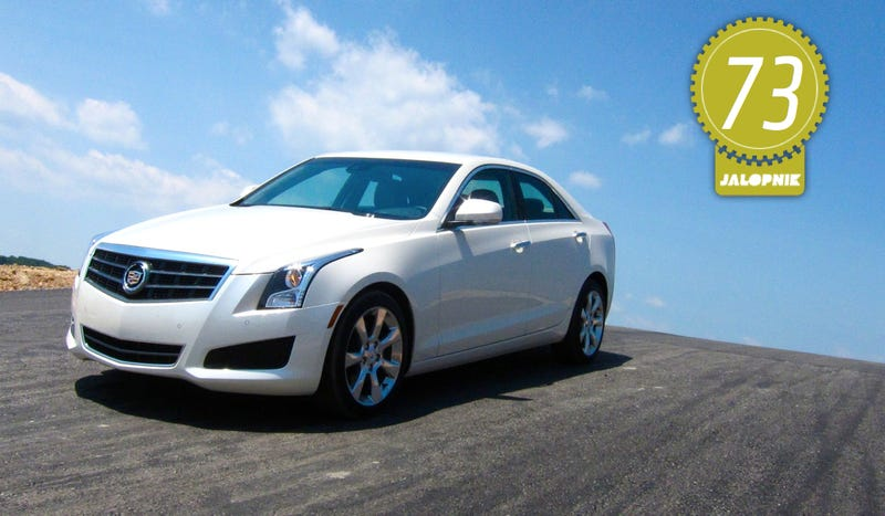 Cadillac ATS: The Jalopnik Review