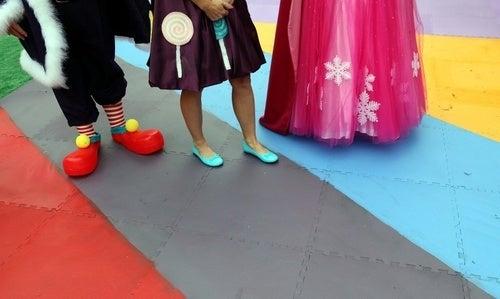 A Clown, A Princess, and a Fairy Walk into a Bar...