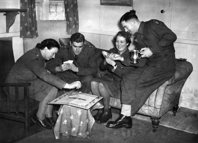 How Monopoly Helped Win World War II