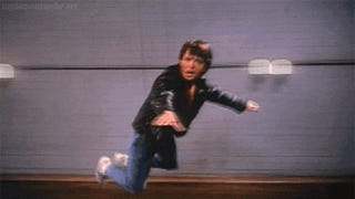 <i>Back to the Future</i>'s Hoverboards Were Originally Way Bigger