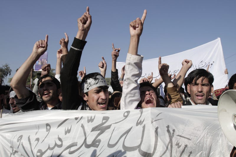 Afghanistan's College Students Are Just Like Ours: Dumb and Angry