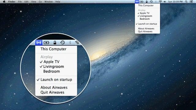 Airwaves Plays Your Mac's Audio Over Multiple AirPlay Speakers