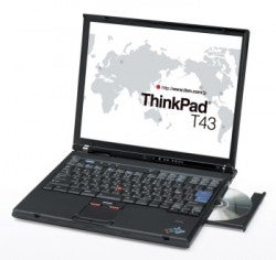 Lenovo ThinkPad T43 Review (Verdict: Reasonable)