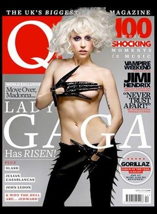 Lady Gaga Admits She Has a Penis