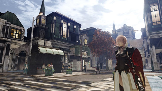Here's What Solo Gameplay Is Like in Lightning Returns: FFXIII