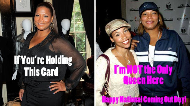 Celebrity Coming Out Cards For the Closet Case in Your Life