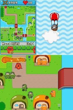Gallery: Ninjatown DS Screens