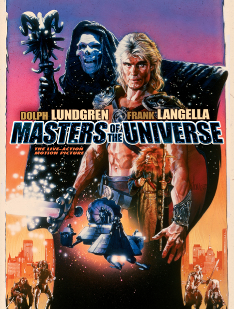 Godawful posters for godawful movies: the art of the Cannon Group
