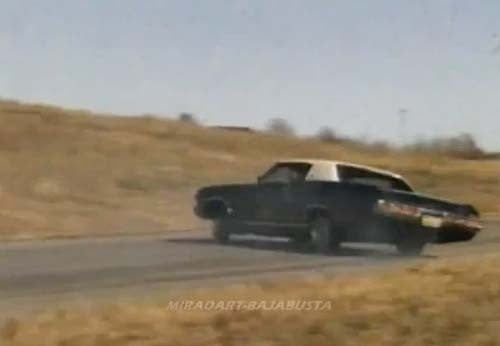 '69 Impala Road Test: The 396 Can't Punch Its Way Through a Wet Kleenex!
