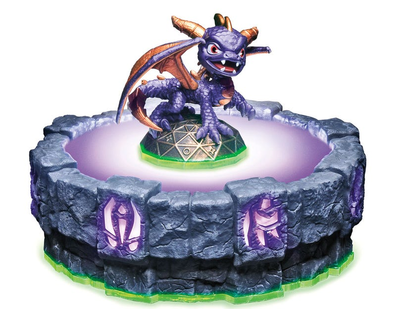 Skylanders Spyro's Adventure Brings Toys And Video Games Together