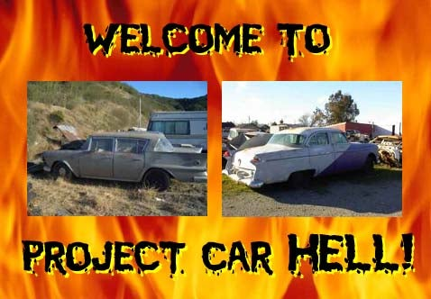 Project Car Hell: Buicked Packard or Rough Rambler?