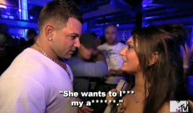 Jersey Shore: Ain't No Shame In A Little Analingus