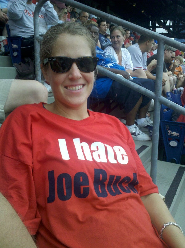 Joe Buck Is Not Announcing Phillies Game Today, But The Fans Still Hate Him