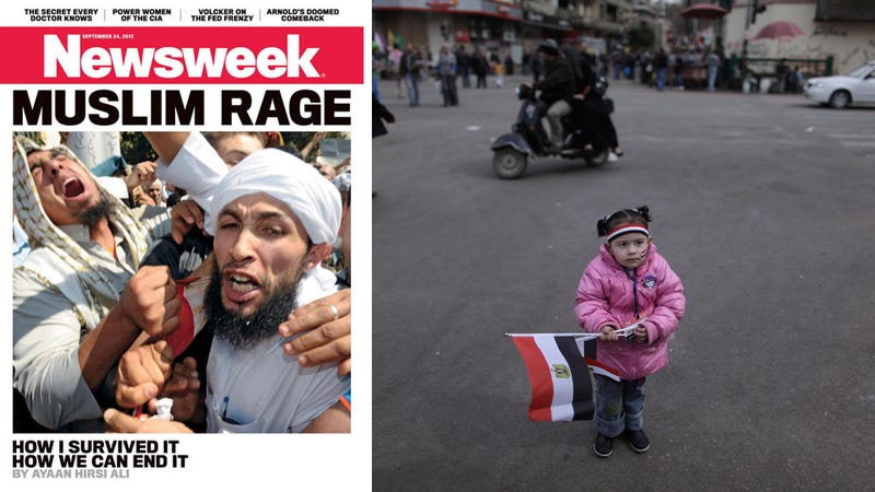 13 Powerful Images of Muslim Rage