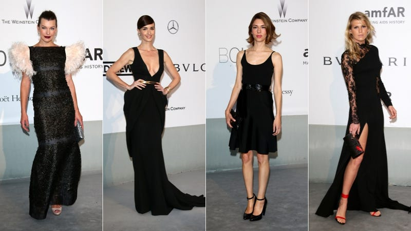 Amazing Dresses and Your Favorite Bearded Drag Queen at the amfAR Gala