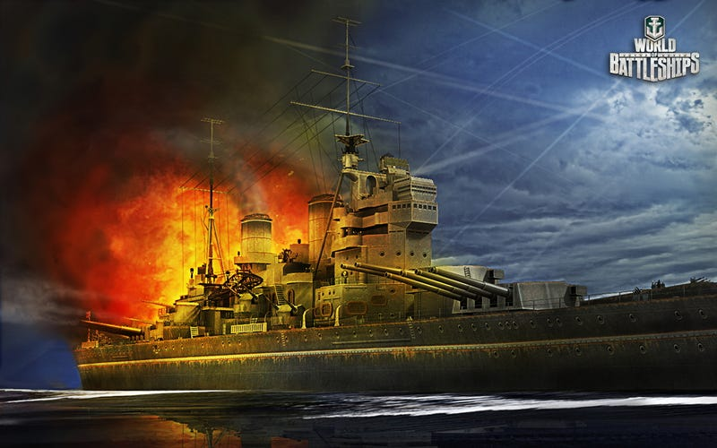 Imagine a World of Battleships (Minus Kevin Costner)