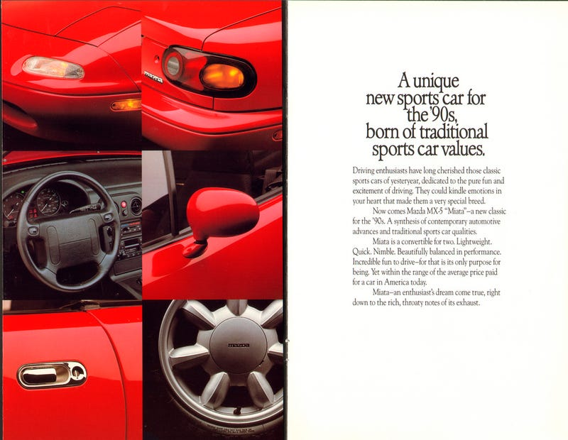 Mazda, The Most Badass Company Ever?