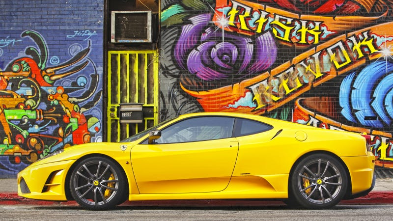 Your Ridiculously Cool Ferrari F430 Scuderia Wallpaper Is Here