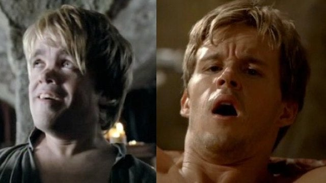 Which HBO pilot has more nudity: True Blood or Game of Thrones?