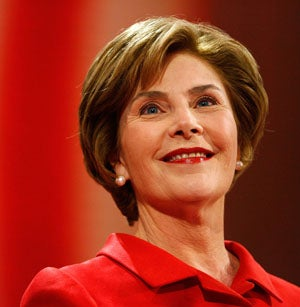 What Will Laura Bush Reveal In Her Memoir?