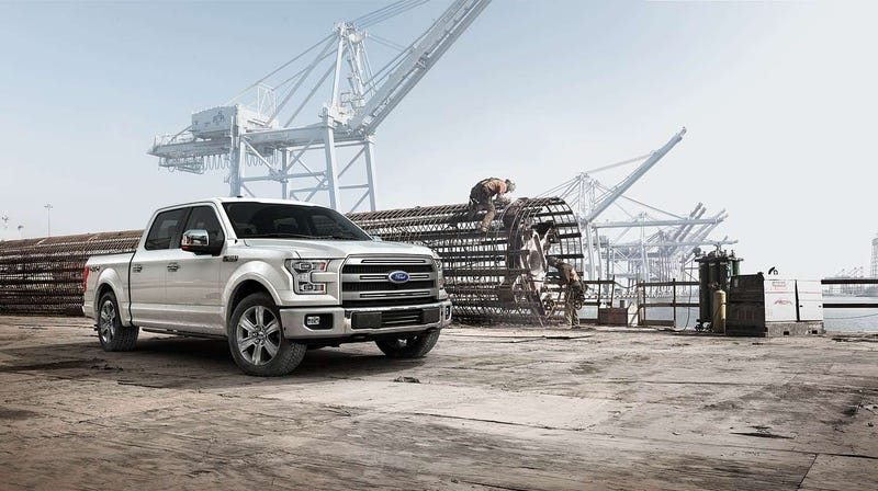 The 2015 F-150: More Than Just Metal?