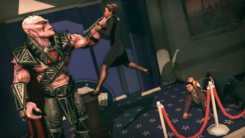 Saints Row IV: The Kotaku Review
